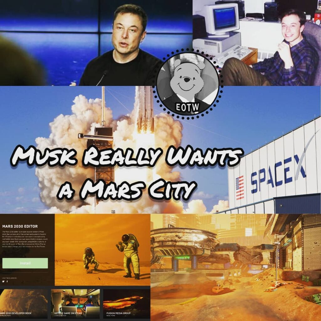 ELON Musk has a timeline of when he hopes to send humans to Mars. The ultimate g...