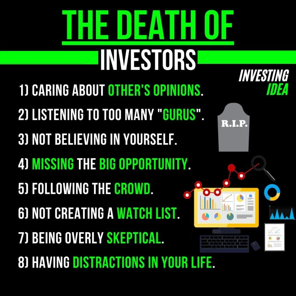 Researching is vital for good Investors. - Do you agree? - Thoughts? - - Follow...
