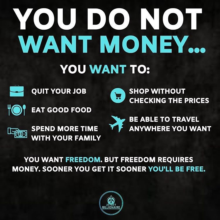I highly recommend you to follow   Learn what the rich did to get financially f...