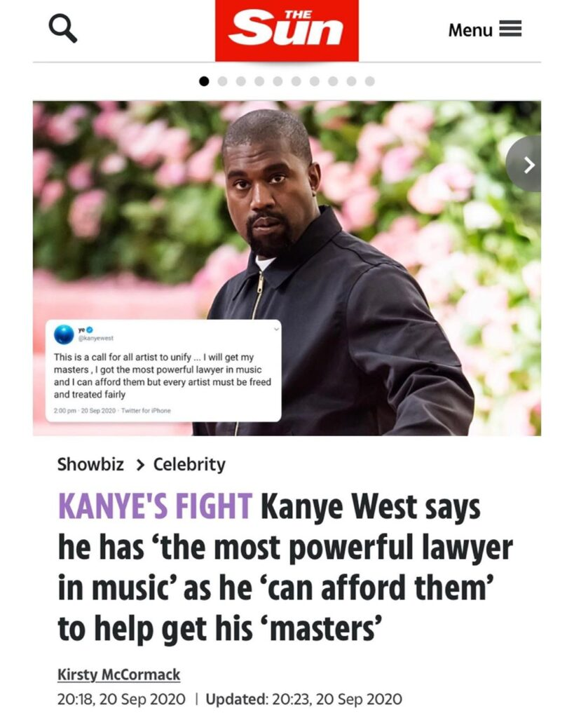 If you didn't know, Ye is going to war with the j*ws.  We will win. ...