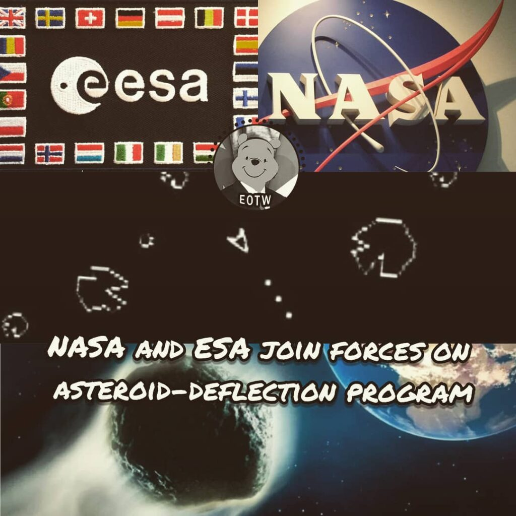 The European Space Agency has announced the funding of Hera, its part of the ove...