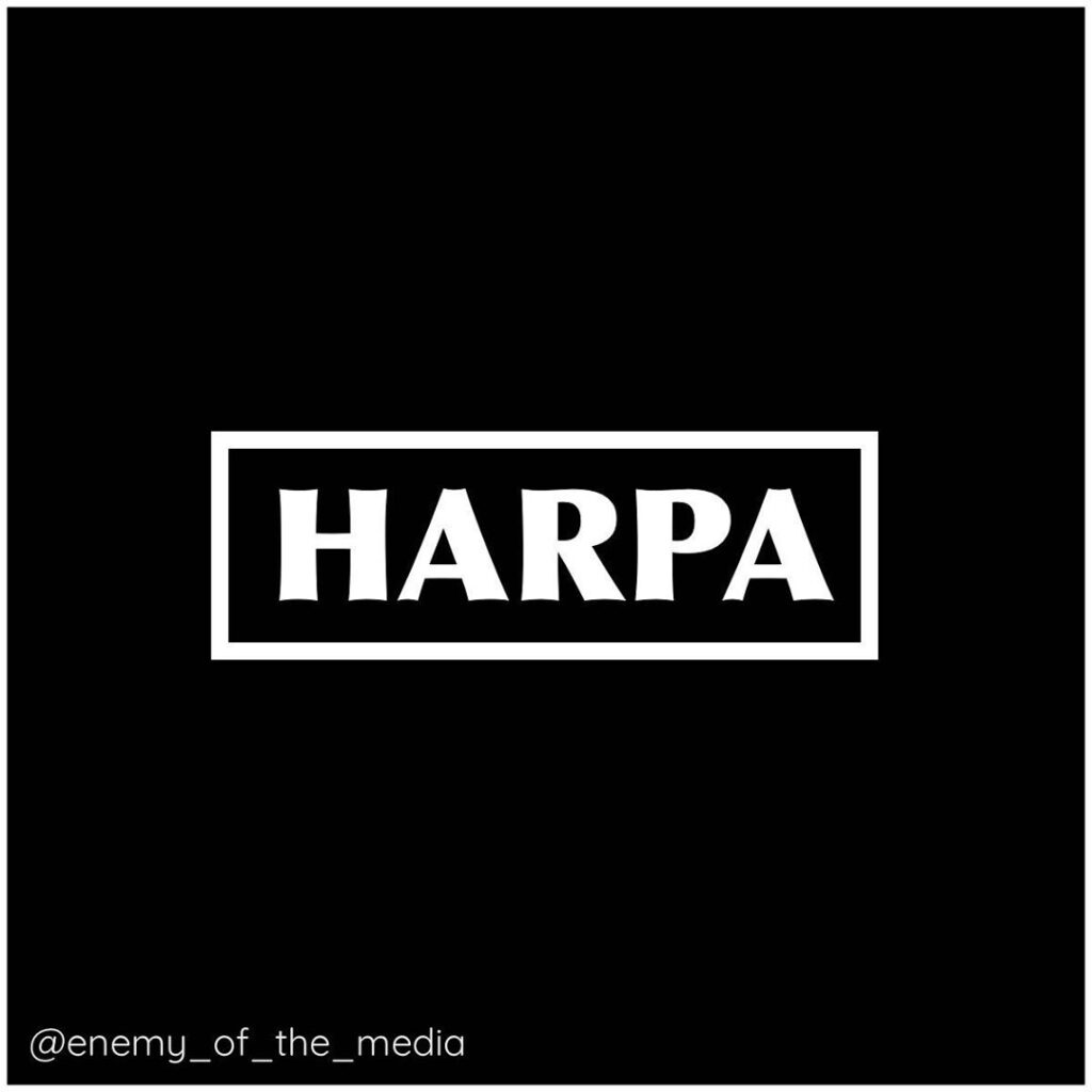 HARPA The entire narrative of the outbreak of mass shootings was fabricated thro...
