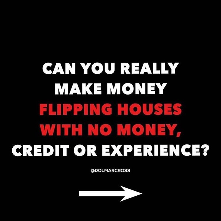 FLIP HOUSES VIRTUALLY - LIVE TRAINING - LINK IN BIO  - Real Estate isn't a get ...