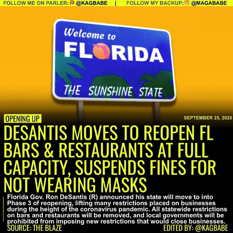 Florida Gov. Ron DeSantis (R) on Friday announced his state will move to into Ph...