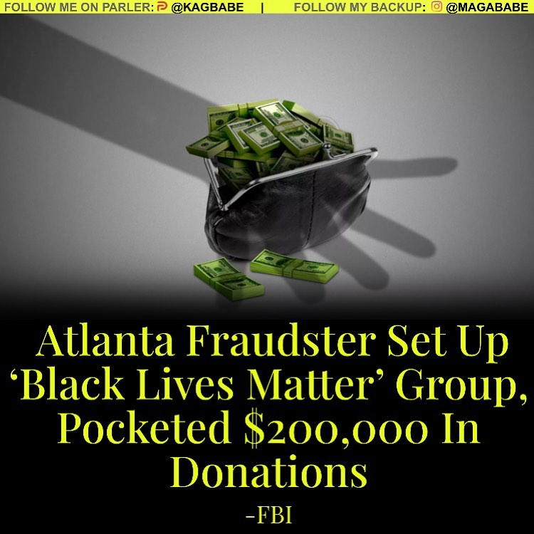 The FBI has arrested an Atlanta activist on fraud charges, after he set up a 'Bl...