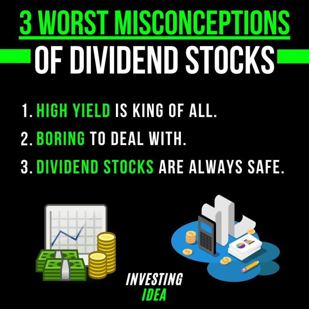 Be aware that Companies can always decrease their dividend rates. - Do you agre...