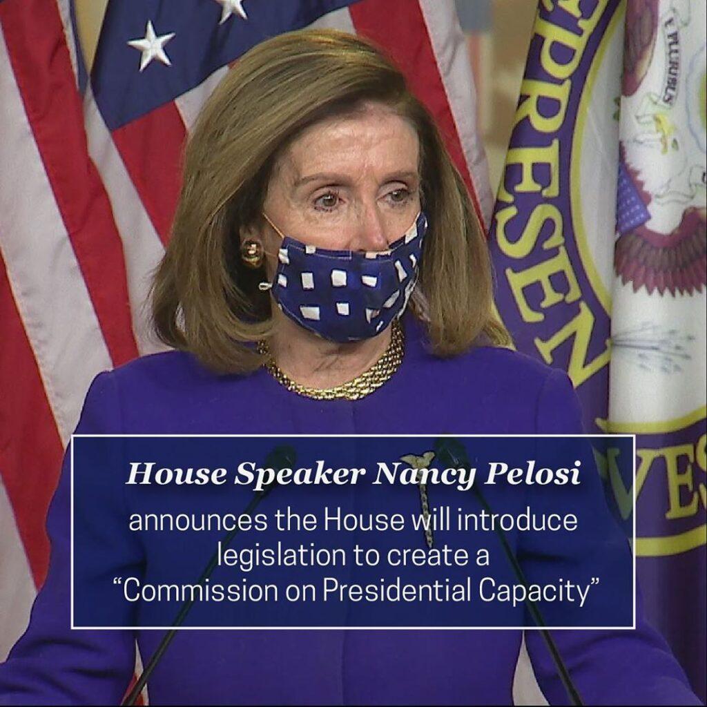 House Speaker Nancy Pelosi (D-CA) and Rep. Jamie Raskin (D-MD) announced new leg...