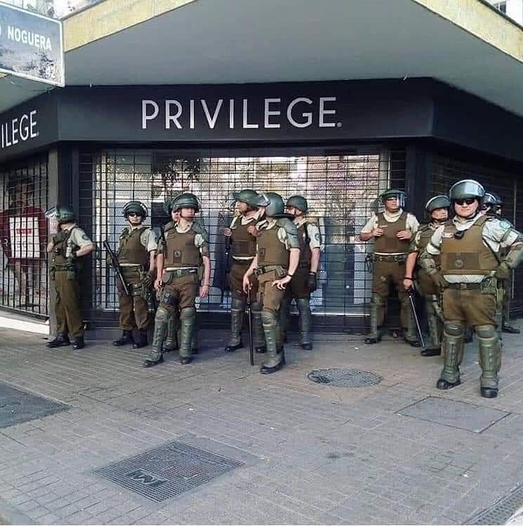 Nothing to see here. Just police protecting privilege....