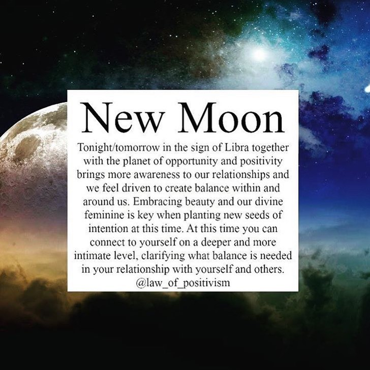 Follow   READAstro Update ~ Super New Moon in Libra  There will be a Super new M...