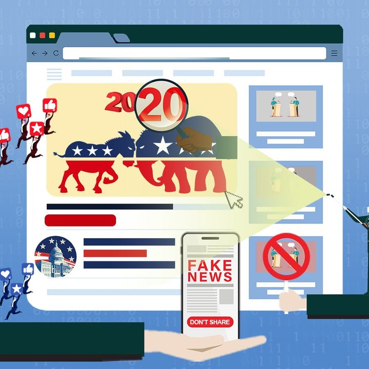 In the run-up to the 2020 presidential election, some of the most popular social...