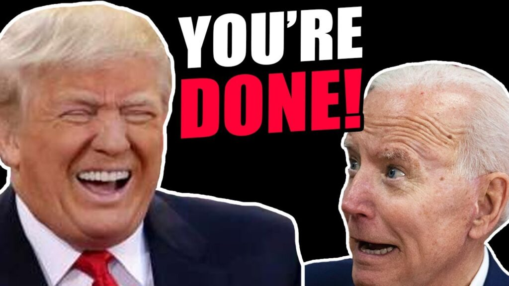 Trump ENDS Joe Biden's ENTIRE EXISTENCE With A Single Campaign Ad! He DID IT AGAIN!