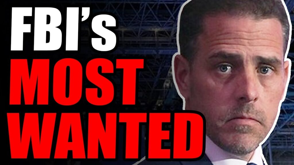 BOMBSHELL! FBI Is INVESTIGATING Hunter Biden, & Joe Is VERY NERVOUS As He Continues To TANK IN POLLS