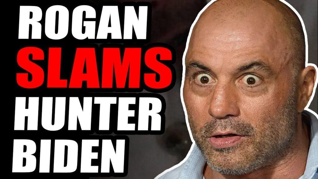 Joe Rogan CALLS OUT Hunter Biden & COMPLICIT Media For OVERT ELECTION MEDDLING! GOOD STUFF!