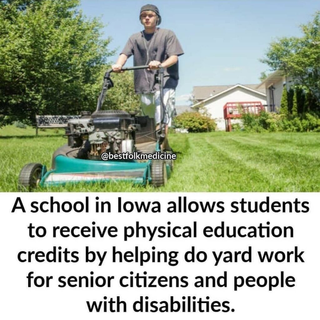 Such a good idea...
