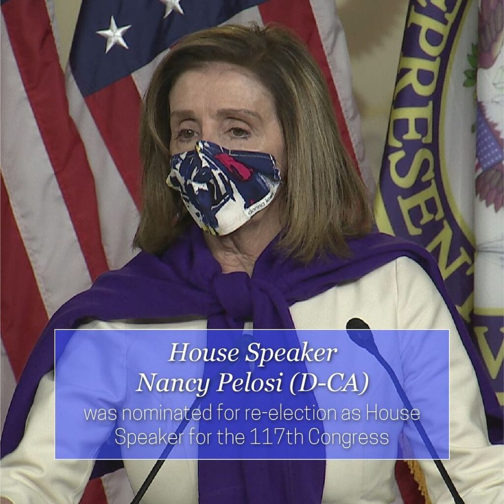 The House Democratic caucus held their leadership elections today virtually and ...