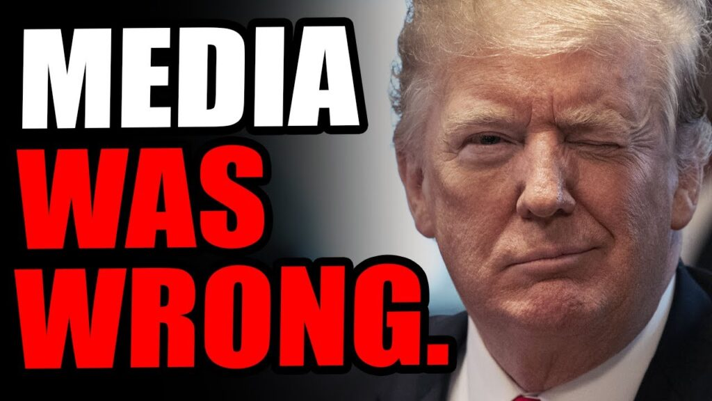 Media FINALLY ADMITS Trump Has Multiple PATHS TO VICTORY! This Is NOT OVER, Now It's OFFICIAL.