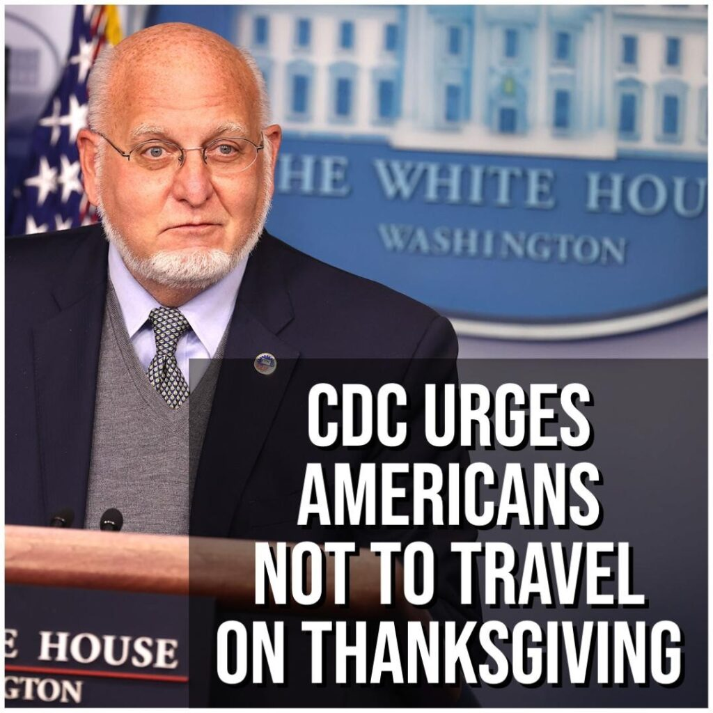 The Centers For Disease Control and Prevention on Thursday urged Americans not t...