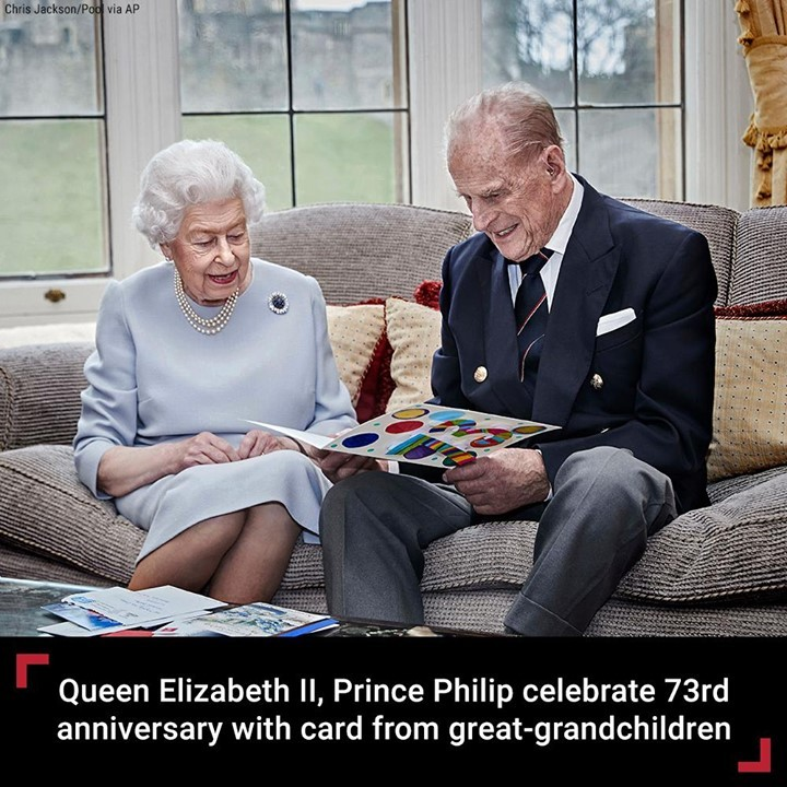 Queen Elizabeth II and her husband Prince Philip have hit a major milestone. The...