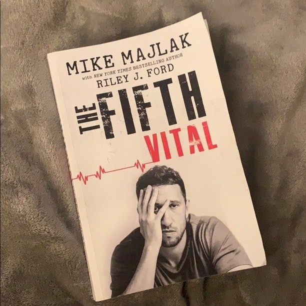 The Fifth Vital by  is a book I've been wanting to review for a while now becaus...