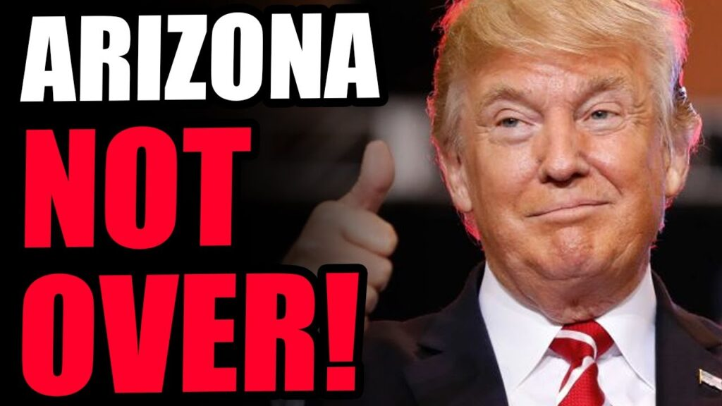 Arizona WONT CERTIFY Election Results Until Court Proceedings Are Over! BIG BIG WIN For Trump Team!!