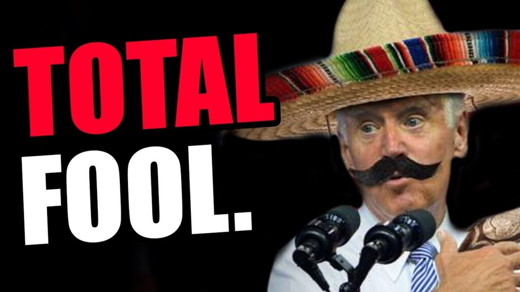 Joe Biden HUMILIATES Himself TOTALLY!! Once Again A Failed Attempt To Pander To Latinos...