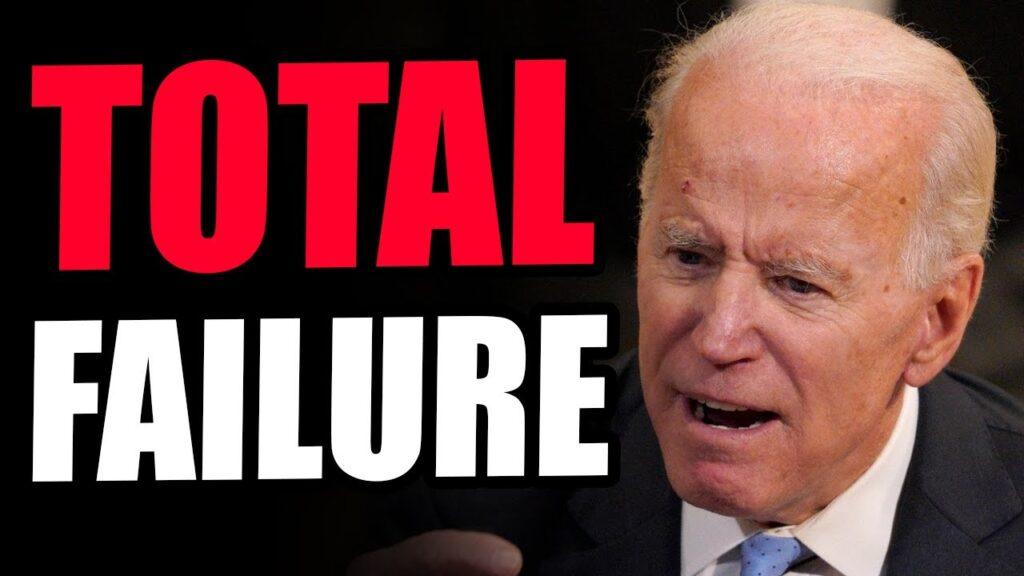 Joe Biden FAILING To Bring Anyone On His Side. He Is Already A TOTAL FAILURE.