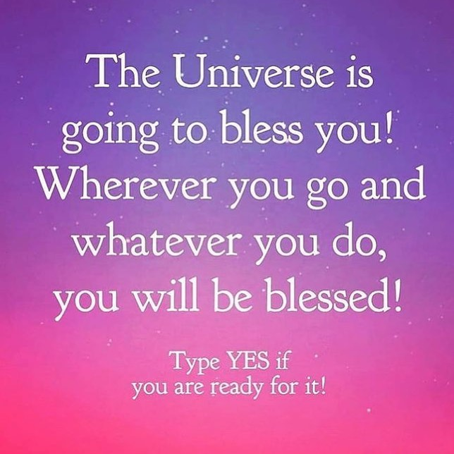 Type YES of you're ready !...