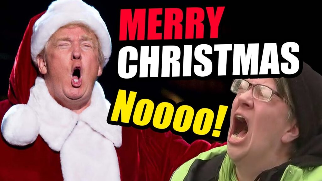 Lefties ATTACK Christmas Immediately After Trying To CANCEL Thanksgiving! It's Not Even About Safety