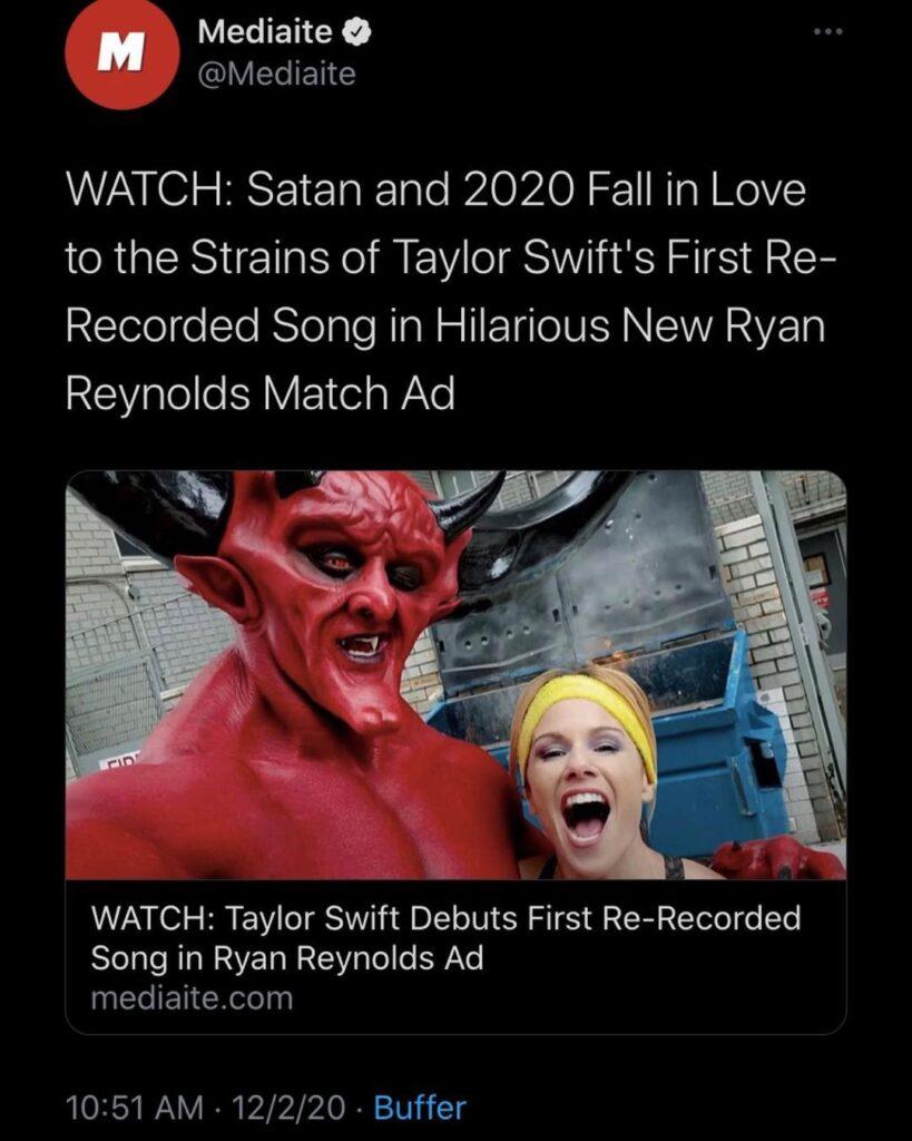 GET OUT DEVILS...