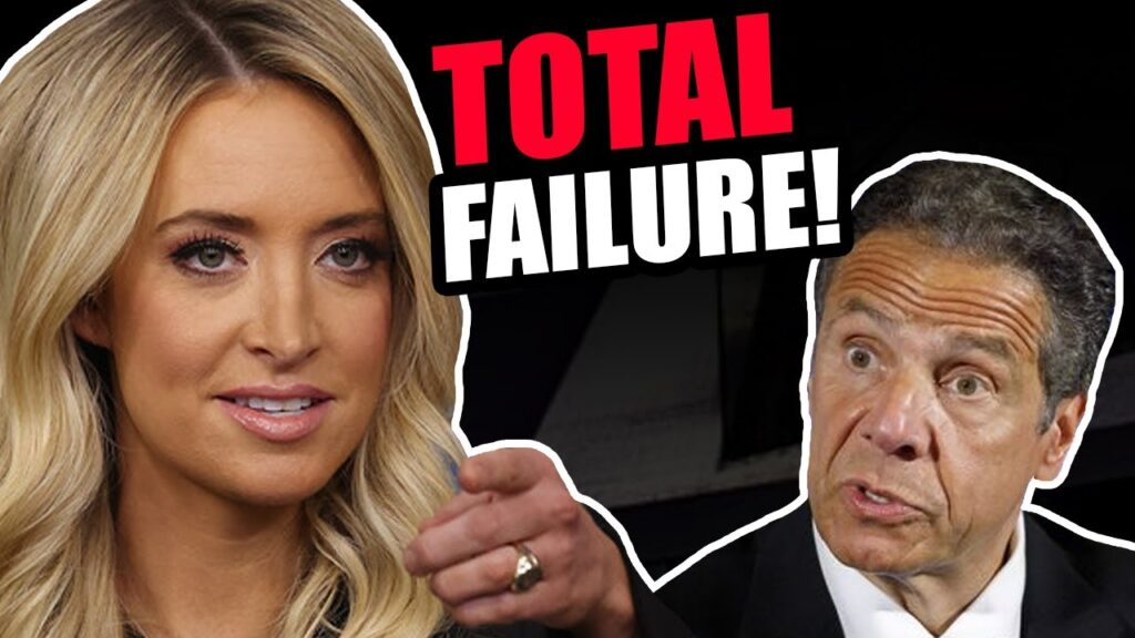 Kayleigh Mcenany ENDS Gov. Cuomo's ENTIRE CAREER! Cuomo's Week of BLUNDER Has Been Something...