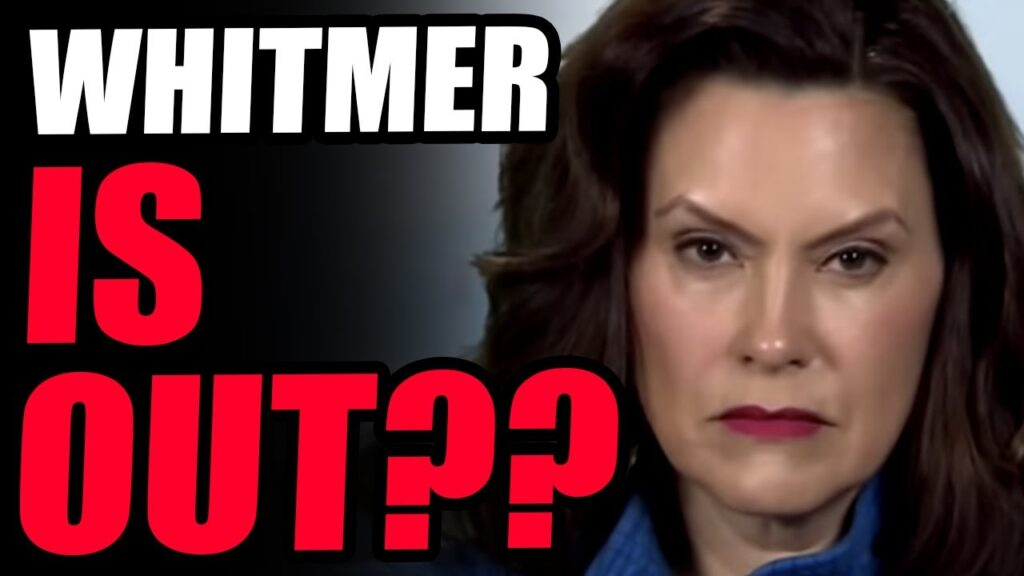 Gretchen Whitmer OUT?! Michigan Republican Representatives Launch IMPEACHMENT To OUST Whitmer!!