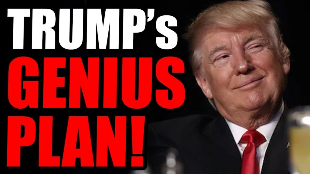Trump's GENIUS PLAN May Just Work! Turns Out The President May Be 5 Steps Ahead Of Washington AGAIN!