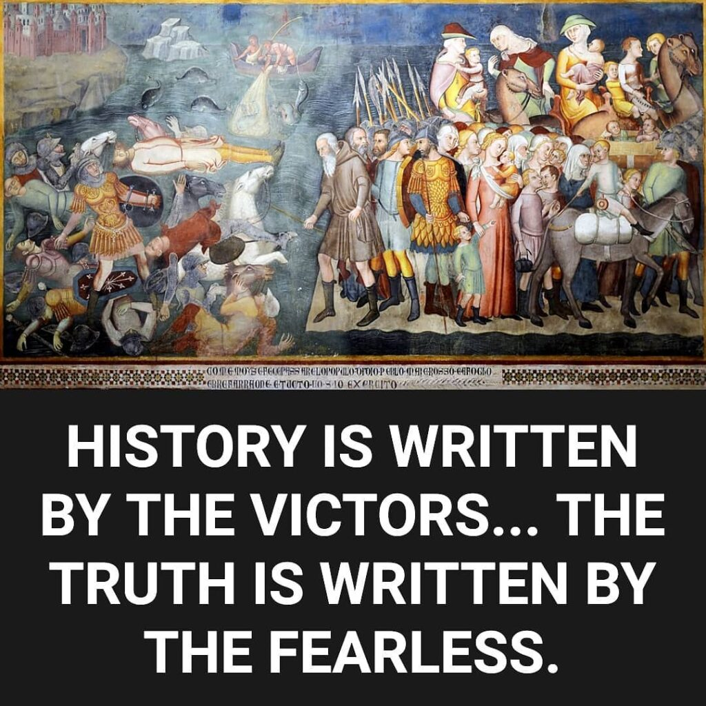 How do we today, preserve the truth for tomorrow? One of the interesting things ...
