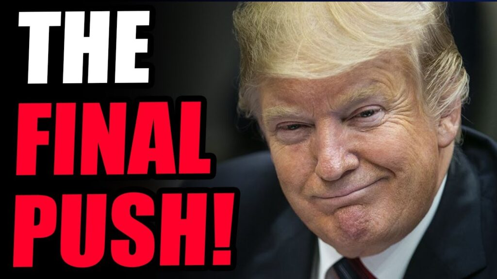 The FINAL PUSH! New Lawsuit HEADED TO SCOTUS From The Trump Team! REFUSE TO LOSE!