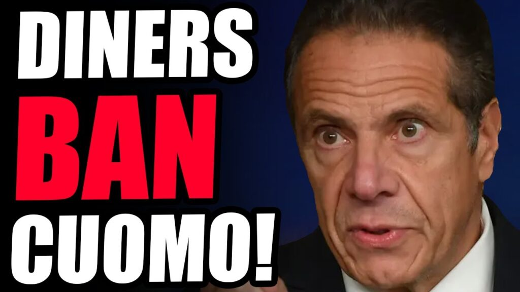 Cuomo BANNED For LIFE From 100+ NYC Restaurants!! The Democrat BACKLASH Has BEGUN!