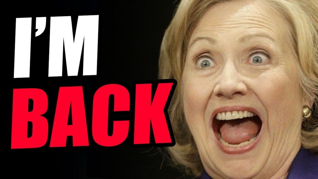 SHE'S BACK. Hillary ROASTED On Twitter For Absolutely Awful Take. She Still Hasn't Gotten Over 2016.