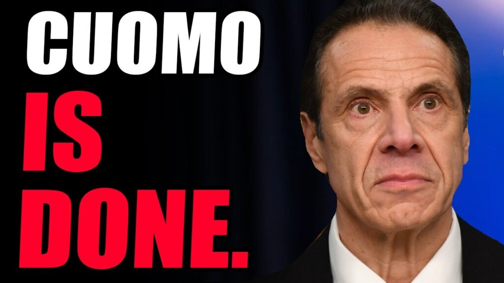 Gov Andrew Cuomo ACCUSED Of S*XUAL HARASSMENT By Ex-Staffer! #METOO Nowhere To Be FOUND!?