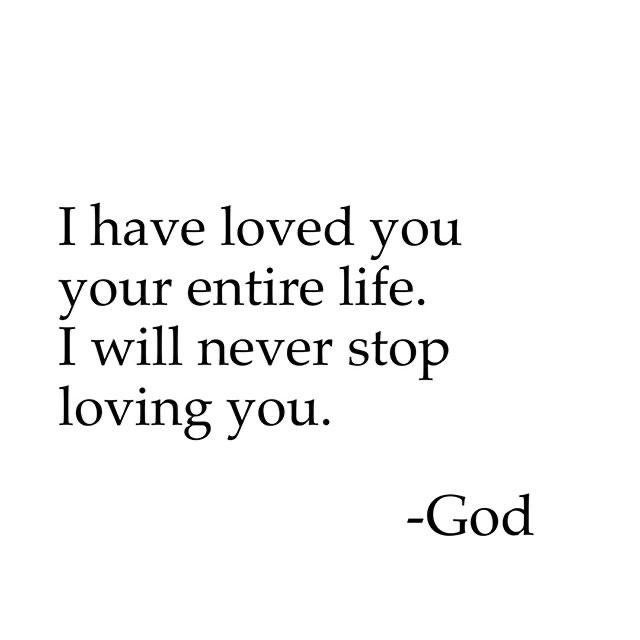 Amen! Thank you God ...