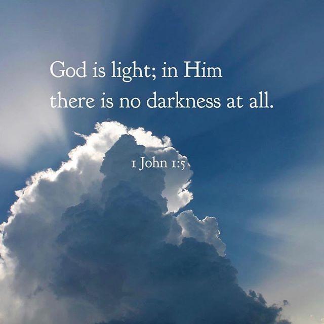 God is good, amen?! ...